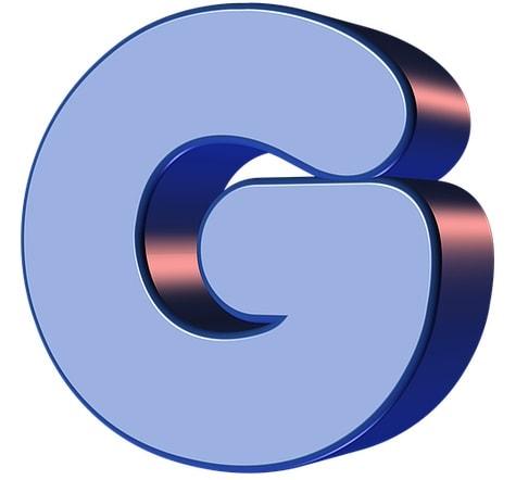 Letra G ~ G ~ Descripción | Imagen | Ejemplos